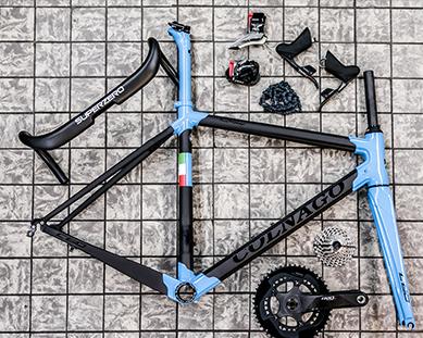 Jos Feron - Onderdelen van een fiets