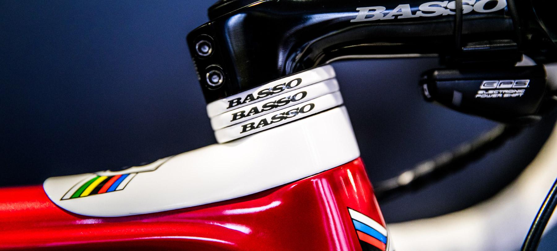 Jos Feron - Basso racefiets