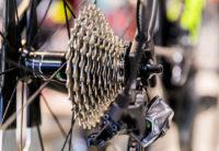 Jos Feron - Mooie tandwielen van een fiets