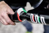 Jos Feron - Het stuur van een fiets