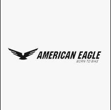 Jos Feron - Logo American Eagle