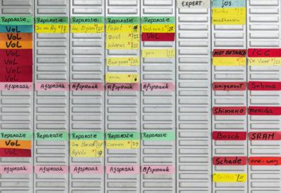 Jos Feron - De planning